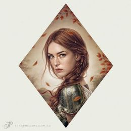 feyre warrior
